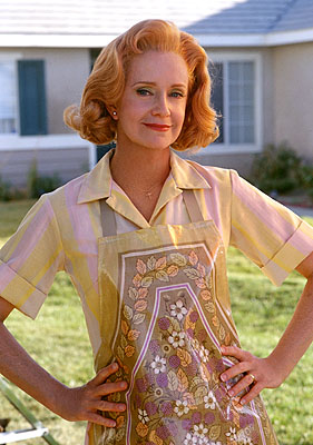 Swoosie Kurtz  as Jimmy's over-protective mother Touchstone's Bubble Boy - 2001
