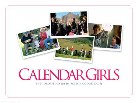 Calendar Girls  wallpaper - 2003