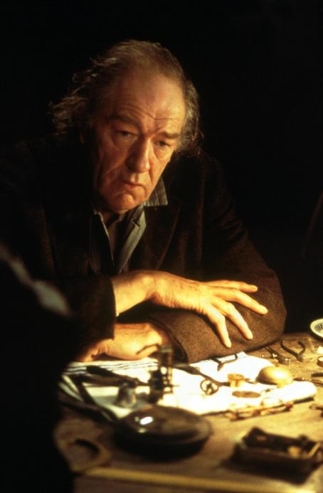 Michael Gambon  in Warner Brothers' Charlotte Gray - 2001
