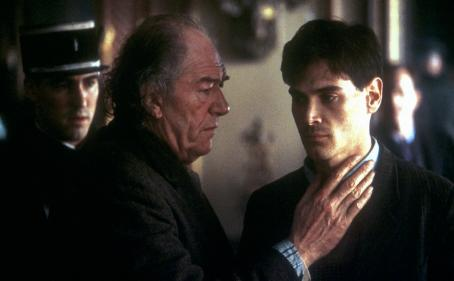 Michael Gambon  and Billy Crudup in Warner Brothers' Charlotte Gray - 2001