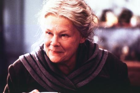 Chocolat Judi Dench as Armande Voizin in Miramax's  - 2000