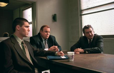 Anson Mount , George Dzundza and Robert De Niro in City By The Sea - 2002