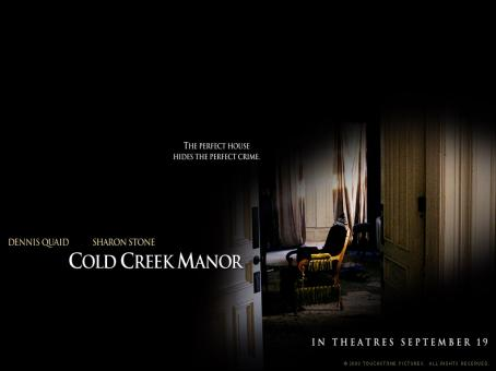 Cold Creek Manor  - 2003
