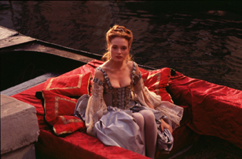 Catherine McCormack in Warner Brothers' Dangerous Beauty - 1998