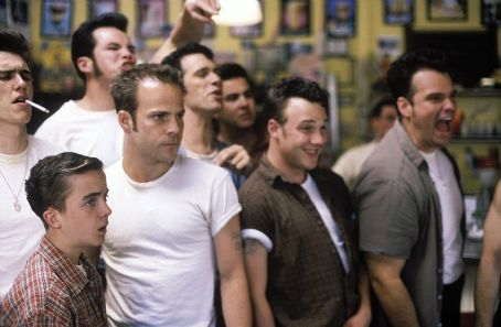 Frankie Muniz , Stephen Dorff and Brad Renfro in United Artists' Deuces Wild - 2002