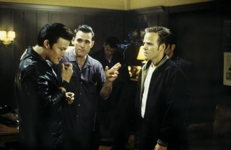 Norman Reedus , Matt Dillon and Stephen Dorff in United Artists' Deuces Wild - 2002