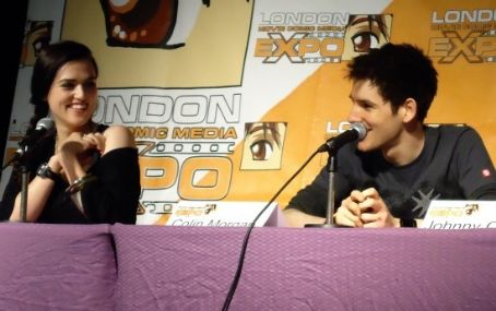 Katie McGrath and Colin Morgan