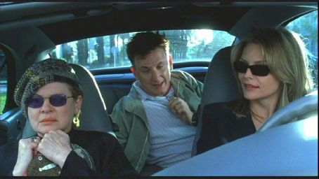 Dianne Wiest , Sean Penn and Michelle Pfeiffer in New Line Cinema's drama I Am Sam - 2002