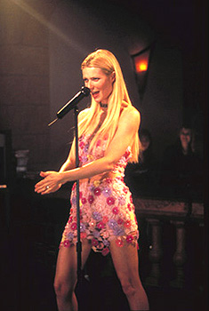 Duets Gwyneth Paltrow stars as an innocent young Las Vegas showgirl with a passion for karaoke, in Hollywood Pictures' comedy/drama  - 2000