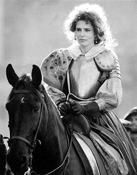 Elizabeth Fanny Ardant as Mary of Guise in