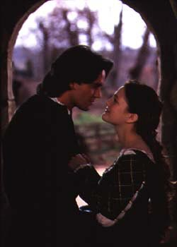 Dougray Scott  with Drew Barrymore in 20th Century Fox's Ever After - 1998