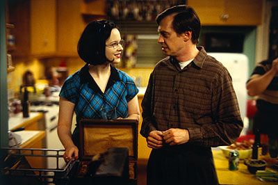 Ghost World Thora Birch and Steve Buscemi in United Artists'  - 2001