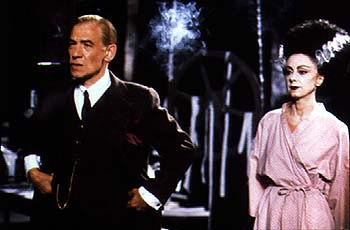 Rosalind Ayres Ian McKellen and  in Gods and Monsters