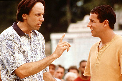 Kevin Nealon  and Adam Sandler in Happy Gilmore - 1996