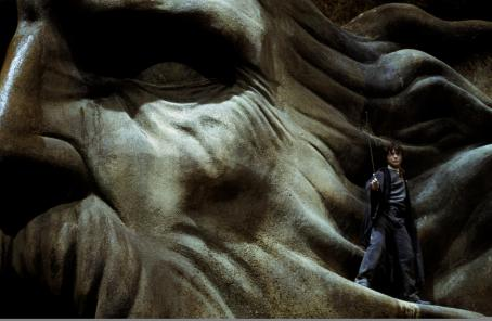 Harry Potter Daniel Radcliffe as Harry in  and The Chamber of Secrets - 2002