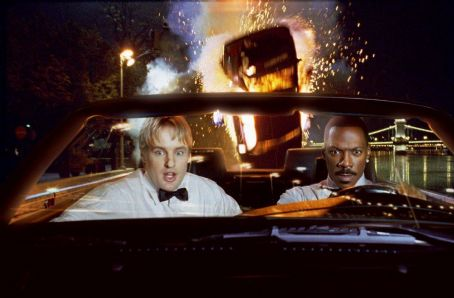 I Spy Owen Wilson and Eddie Murphy in Columbia's  - 2002
