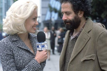 Tony Shalhoub Angelina Jolie and  in 20th Century Fox's Life or Something Like It - 2002