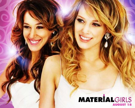 Material Girls  Wallpaper - 2006