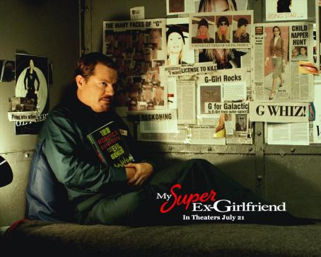 Eddie Izzard My Super Ex-Girlfriend Wallpaper - 2006