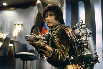 Paul Reubens  in Universal's Mystery Men - 1999
