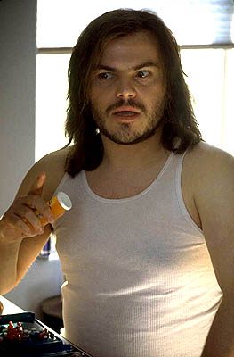 Jack Black in Paramount's Orange County - 2002