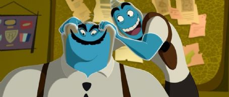 Osmosis Jones Joel Silver and Chris Rock in Warner Brothers'  - 2001