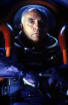 Terence Stamp  in Warner Brothers' Red Planet - 2000