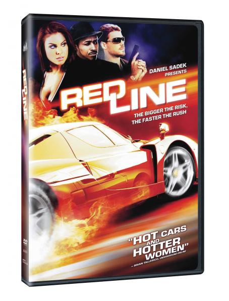 Redline  Box Art