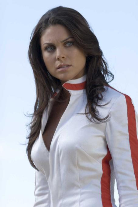 Redline Nadia Bjorlin star as Natasha Martin in