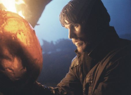 Reign of Fire Christian Bale as Quinn in Touchstone's  - 2002