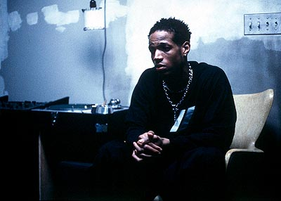 Requiem for a Dream Marlon Wayans as Tyrone in Artisan's Requiem For A Dream - 2000