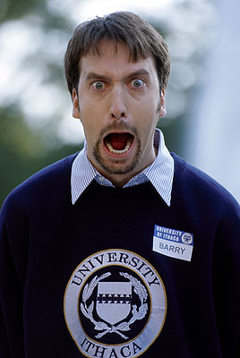 Road Trip Tom Green as Barry in Dreamworks' comedy  - 2000
