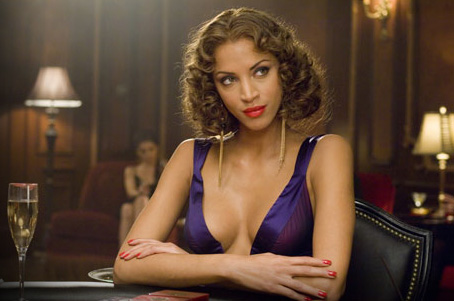 Noémie Lenoir  star as Genevieve in New Line Cinema's upcoming release of Rush Hour 3.