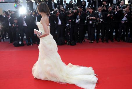 "Michelle Yeoh - Premiere ""Wall Street: Money Never Sleeps"" 63 Cannes Film Festival, 14 May 2010"
