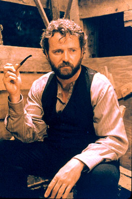 Songcatcher Aidan Quinn as Tom Bledsoe in Lions Gate's  - 2001