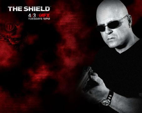 The Shield  Wallpaper