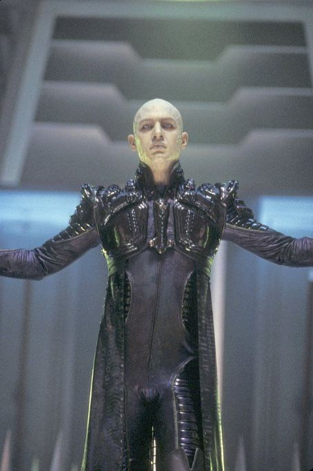 Tom Hardy  as Shinzon in Paramount's Star Trek: Nemesis - 2002