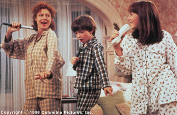 Stepmom Susan Sarandon, Liam Aiken and Jena Malone in