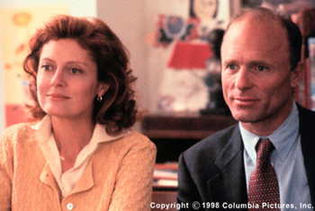 Stepmom Susan Sarandon and Ed Harris in