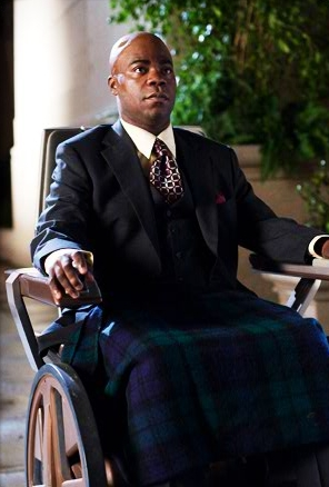 Tracy Morgan  star as Dr. Xavier in Craig Mazin comedy 'Superhero Movie.'