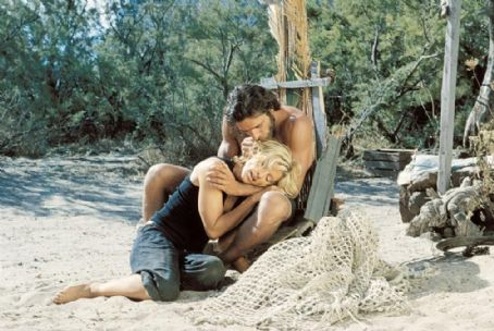 Madonna and Adriano Giannini in Columbia's Swept Away - 2002