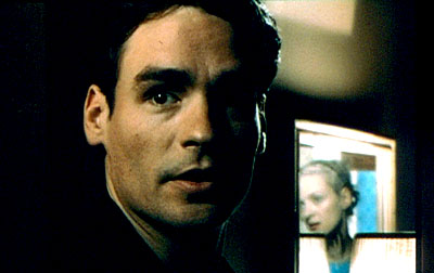 Robert Sean Leonard  and Uma Thurman in Lions Gate's Tape - 2001