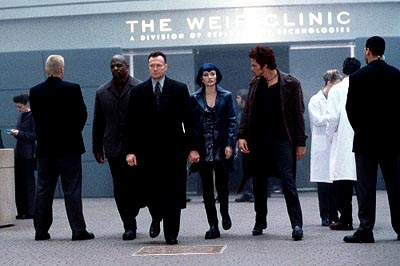 The 6th Day Michael Rooker in Columbia Pictures'  - 2000