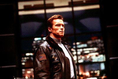 The 6th Day Arnold Schwarzenegger in Columbia Pictures'  - 2000