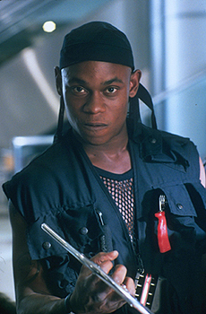 The Big Hit Bokeem Woodbine in Tristar's  - 1998