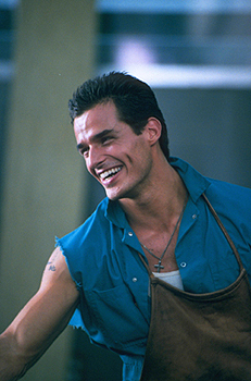 The Big Hit Antonio Sabato Jr. in Tristar's  - 1998