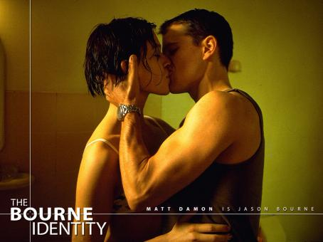 The Bourne Identity Universal's  - 2002