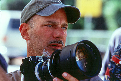 Rob Cohen , director of Universal's The Fast and The Furious - 2001