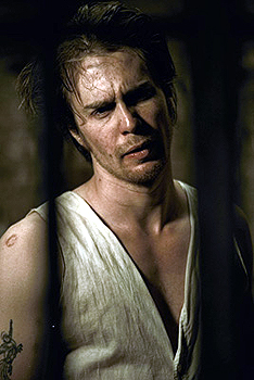 The Green Mile Sam Rockwell in Castle Rock's  - 12/99