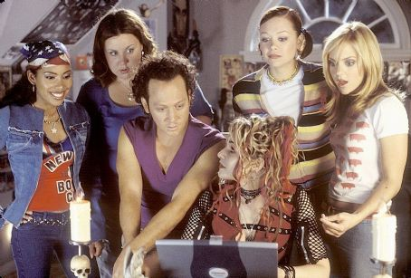 Alexandra Holden Maritza Murray, Megan Kuhlmann, Rob Schneider, , Anna Faris and Samia Doumit in Touchstone's The Hot Chick - 2002